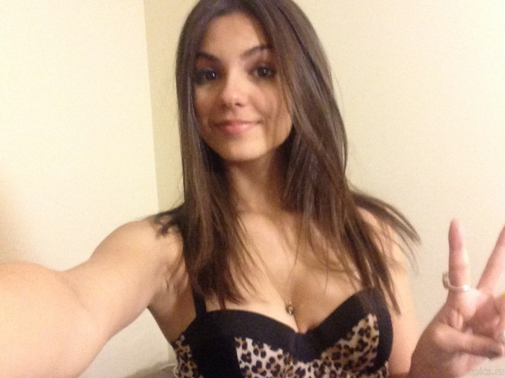 Victoria Justice the fappening leaked nudes celeb teen photos