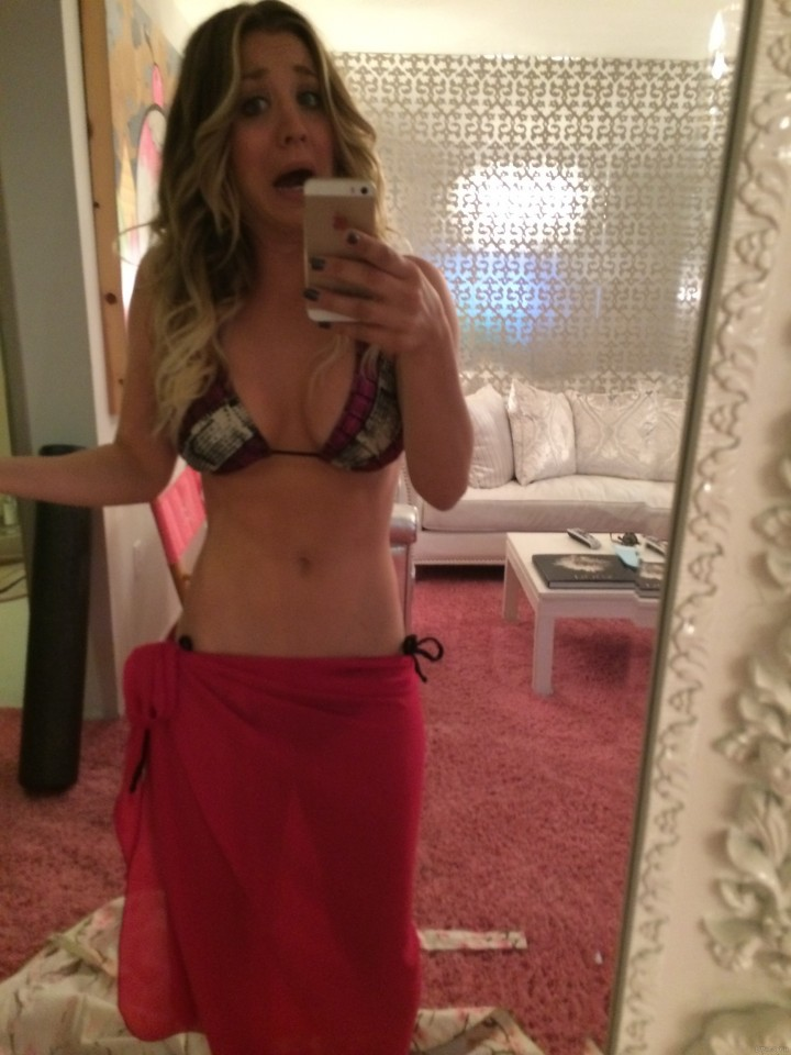 Kaley Cuoco the fappening leaked nudes celeb teen photos 5 7