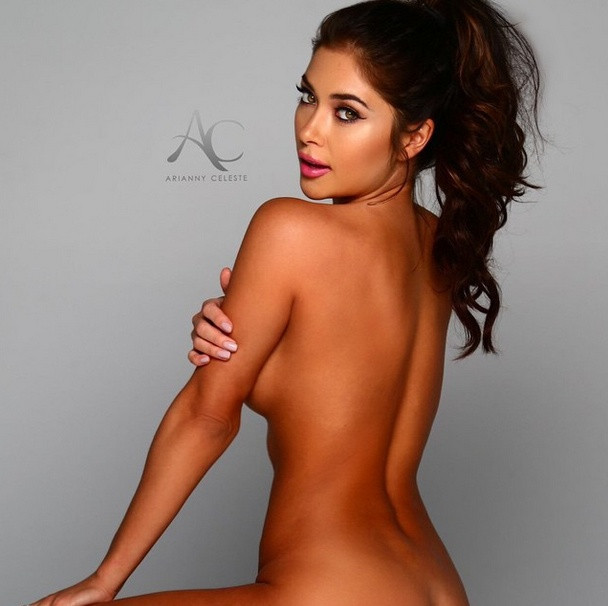 Arianny Celeste Topless 14 TheFappening.nu