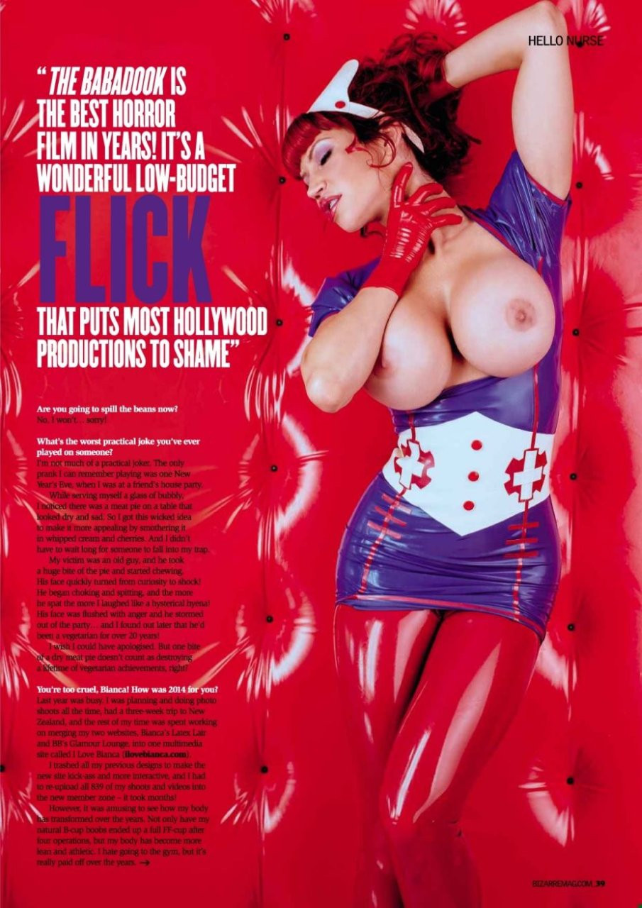Bianca Beauchamp Topless in Bizarre 05 TheFappening.nu