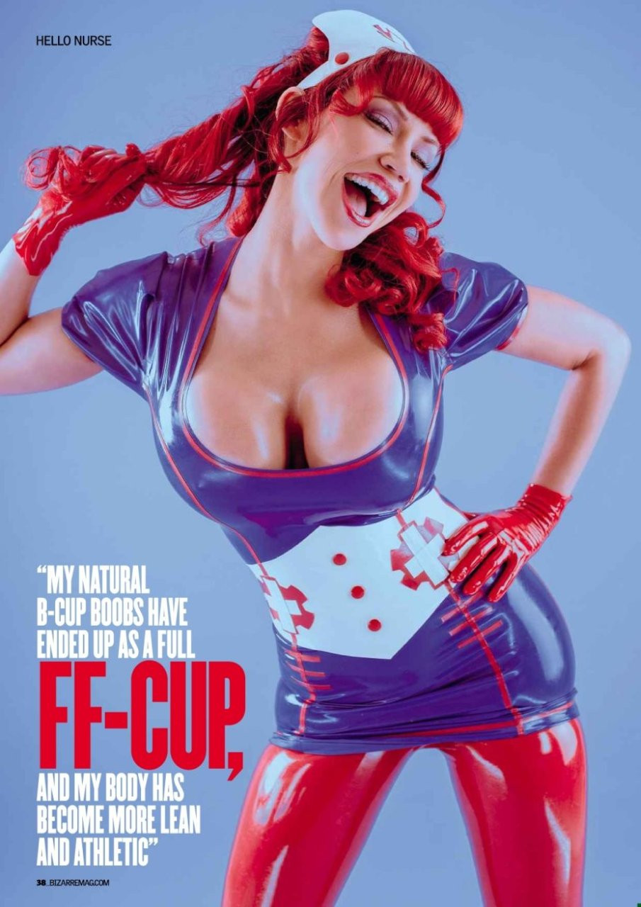 Bianca Beauchamp Topless in Bizarre 07 TheFappening.nu