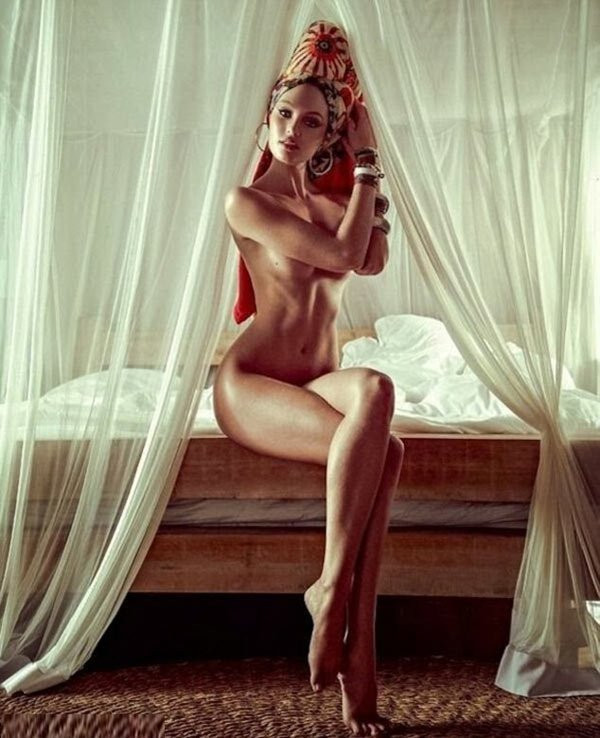 Candice Swanepoel Naked 22 TheFappening.nu