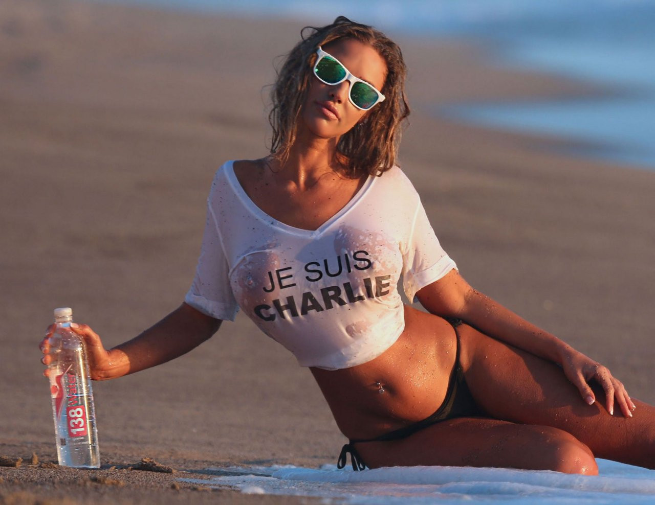 Charlie Riina Topless 25 TheFappening.nu