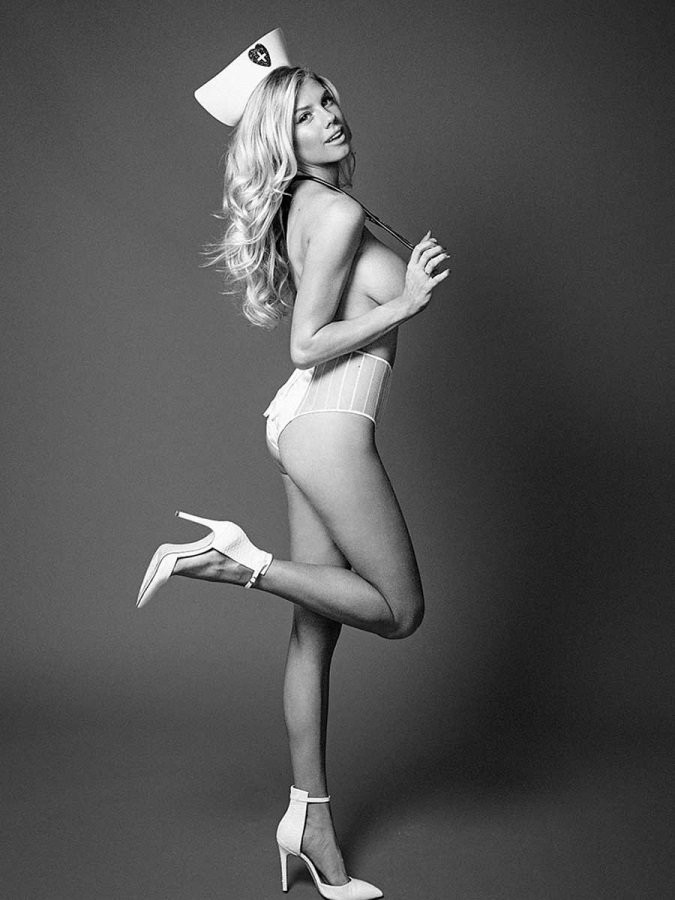 Charlotte McKinney Topless 21 TheFappening.nu