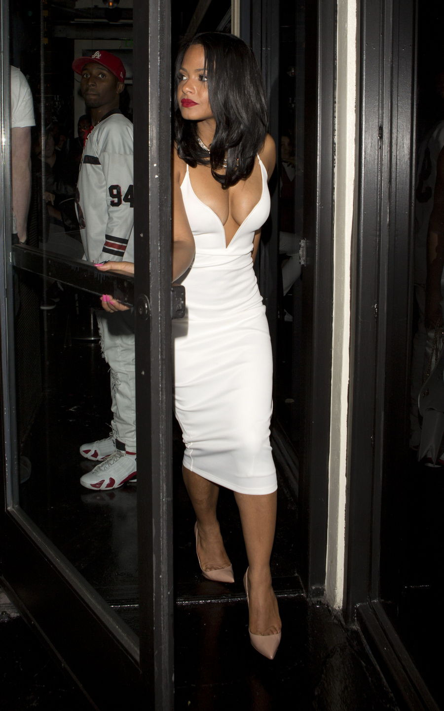 Christina Milian Cleavage 3 TheFappening.nu