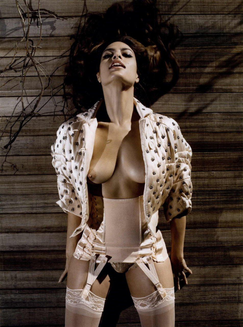 Eva Mendes Naked 10 TheFappening.nu