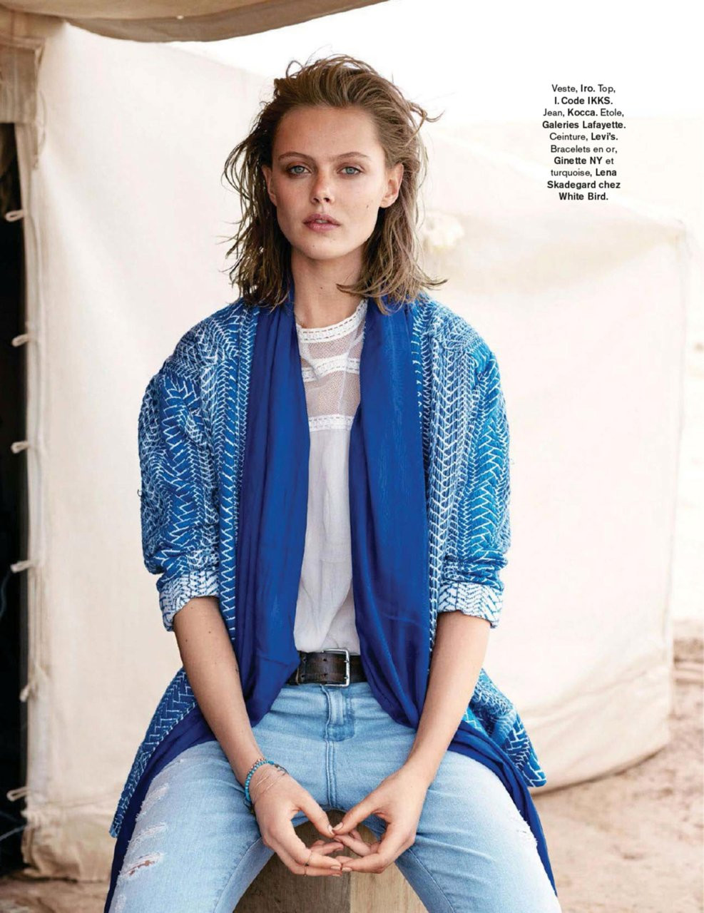 Frida Gustavsson Topless 10 TheFappening.nu