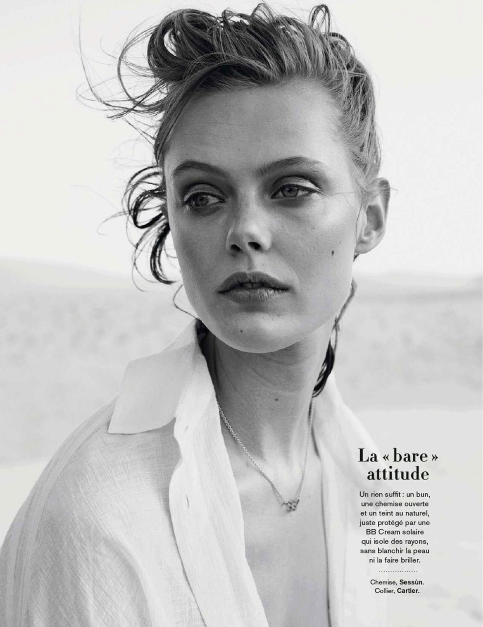 Frida Gustavsson Topless 14 TheFappening.nu