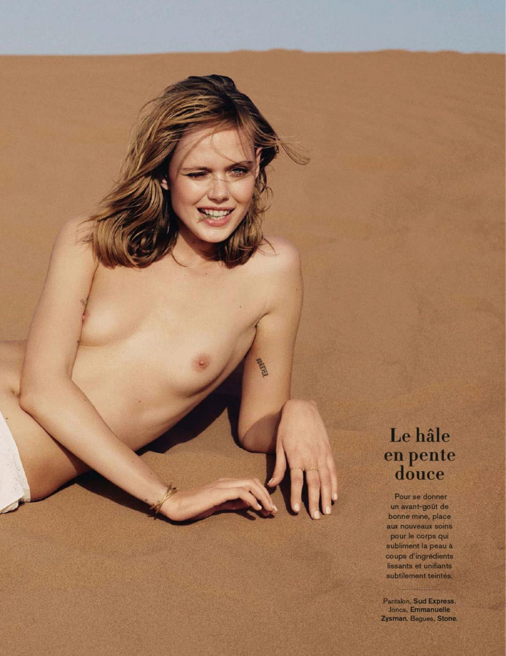 Frida Gustavsson Topless 16 TheFappening.nu