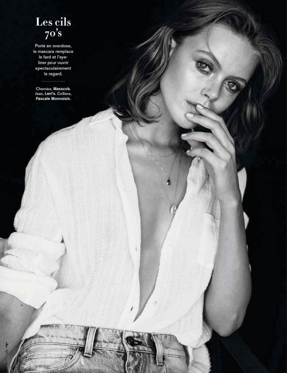 Frida Gustavsson Topless 18 TheFappening.nu