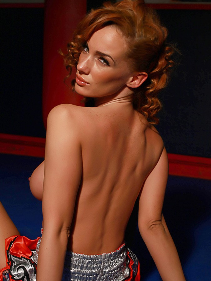 Georgie Darby Topless 6 TheFappening.nu