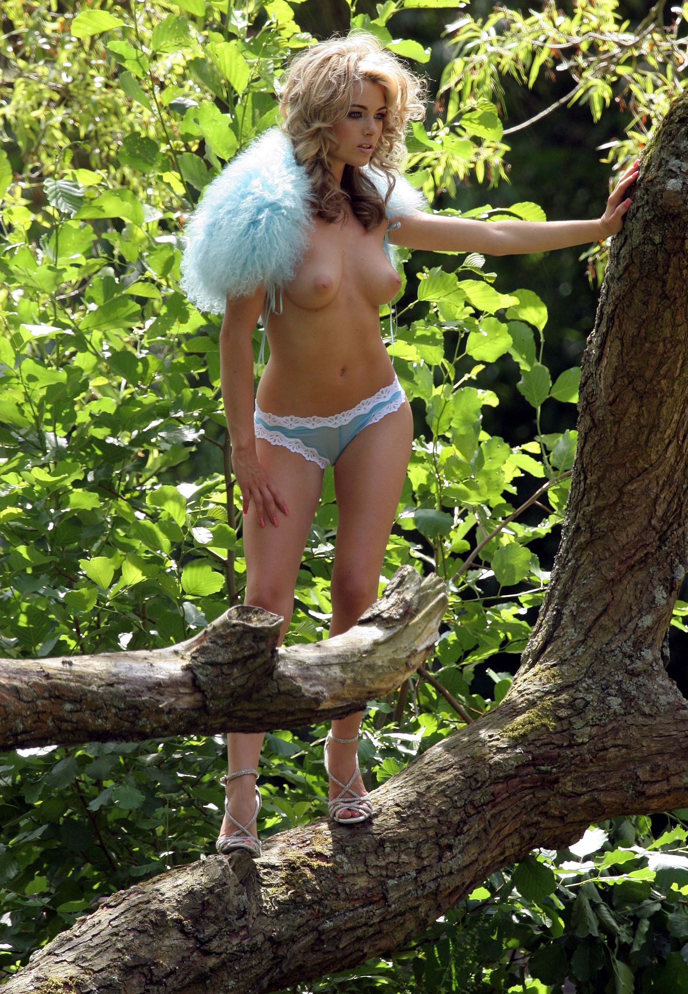 Katie Downes Topless 6 TheFappening.nu