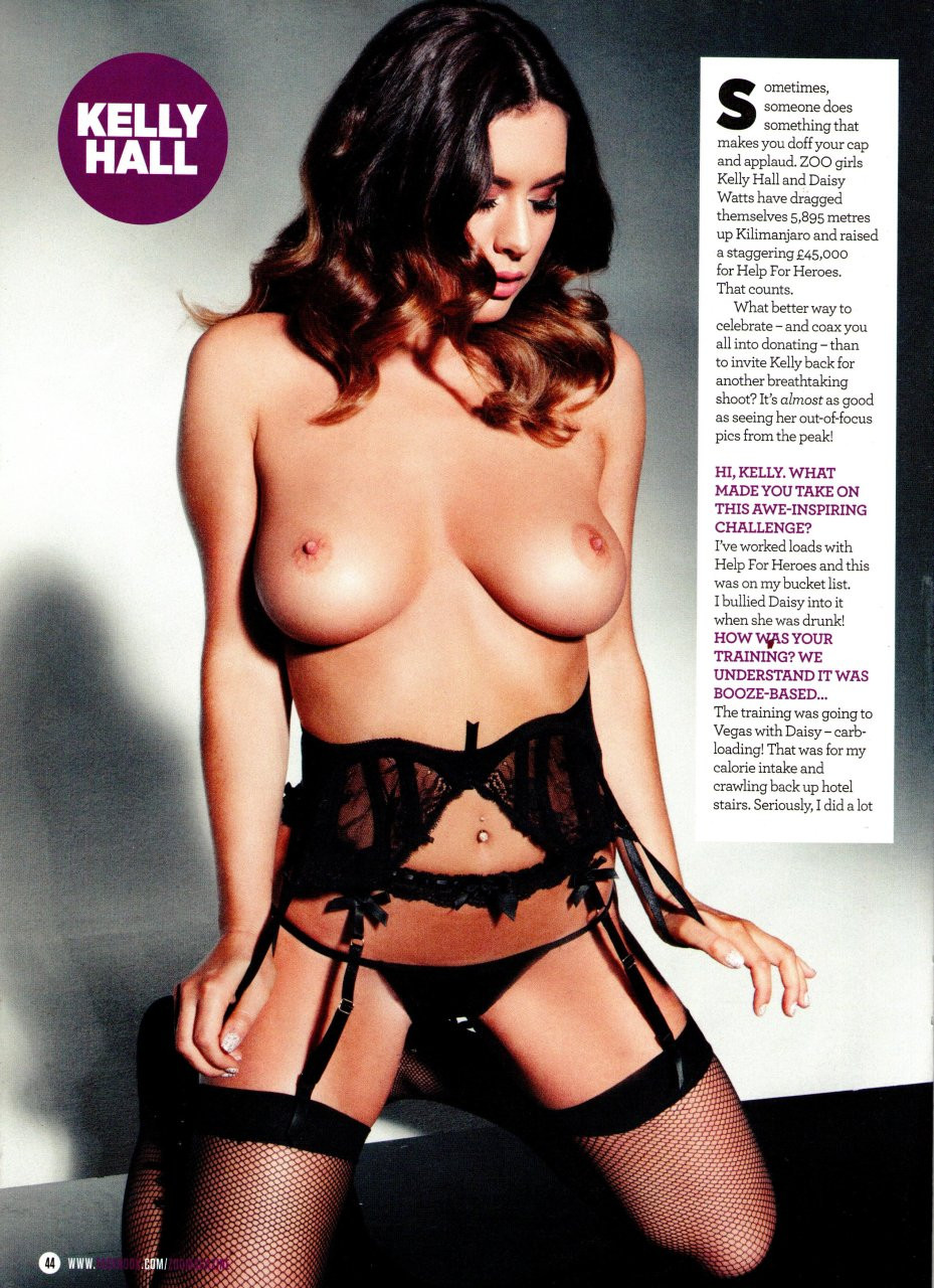 Kelly Hall Topless 04 TheFappening.nu