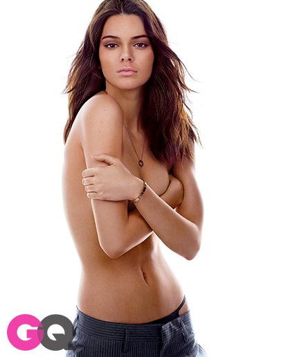 Kendall Jenner Topless 02 TheFappening.nu