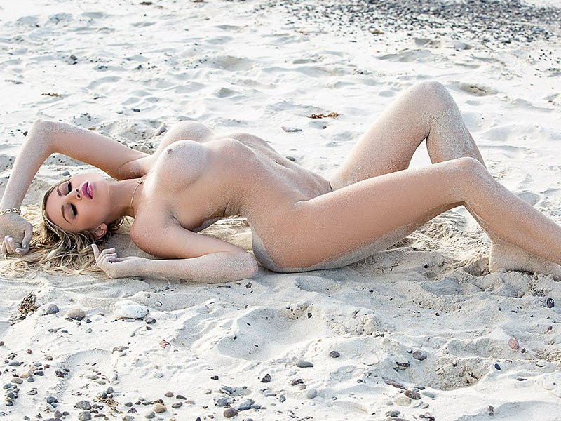 Khloe Terae Naked 12 TheFappening.nu