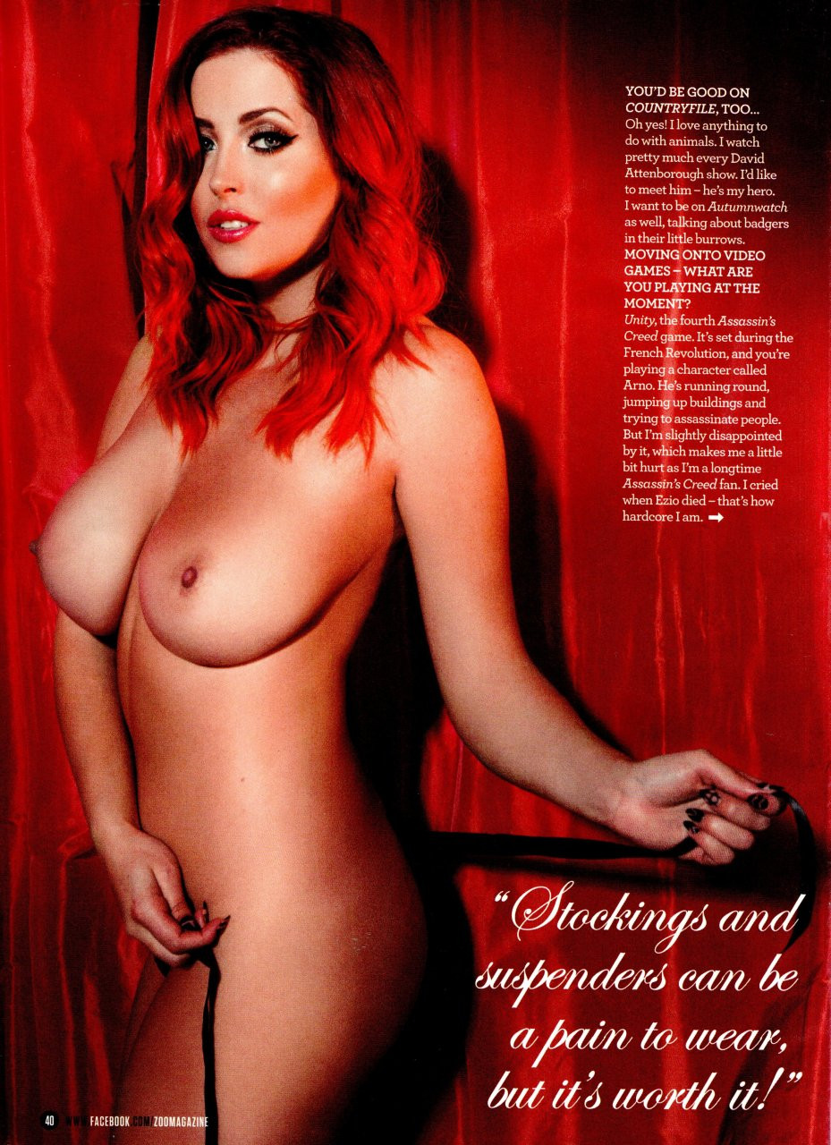 Lucy Collett Naked 03 TheFappening.nu