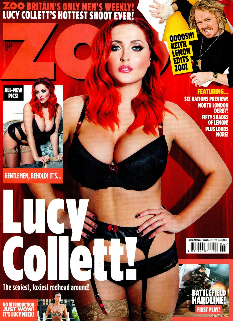 Lucy Collett Naked 10 TheFappening.nu
