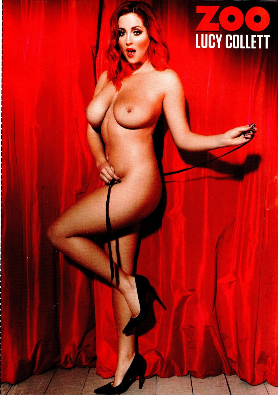 Lucy Collett Naked 14 TheFappening.nu