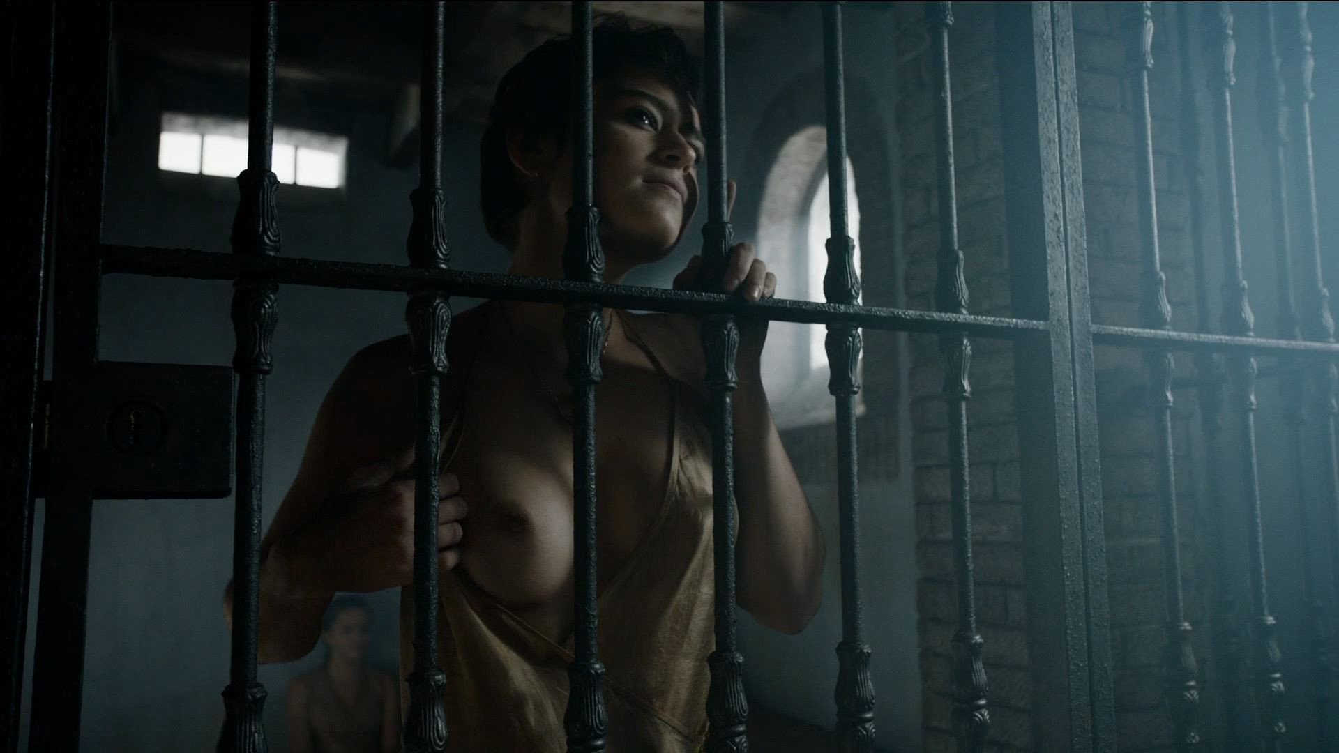 Rosabell Laurenti Sellers Topless 6 TheFappening.nu