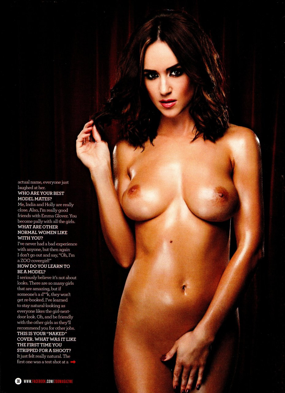 Rosie Jones Naked 10 TheFappening.nu