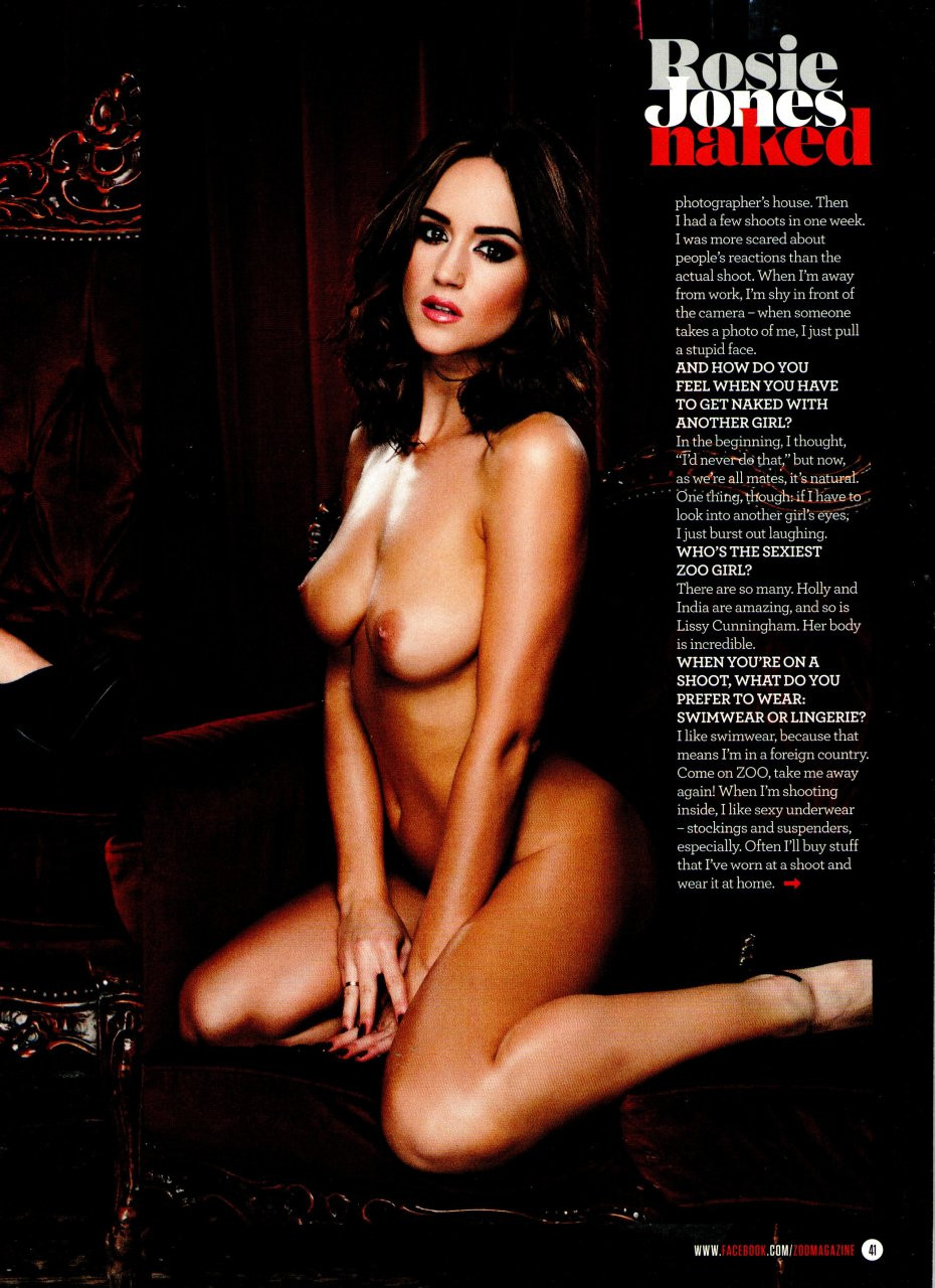 Rosie Jones Naked 13 TheFappening.nu