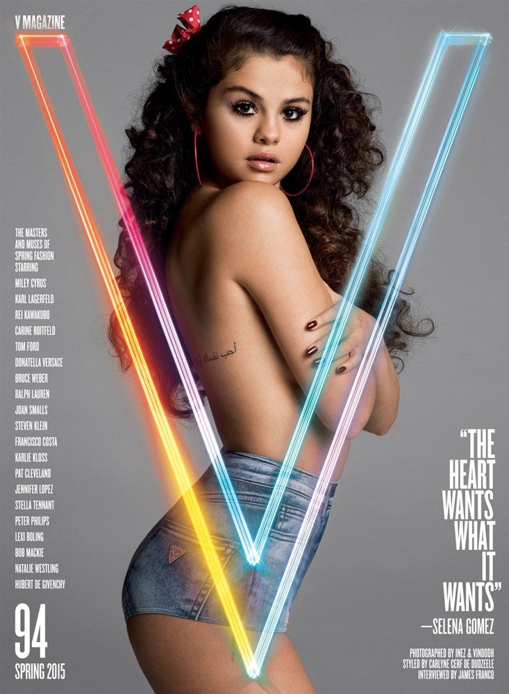 Selena Gomez Topless 02 TheFappening.nu