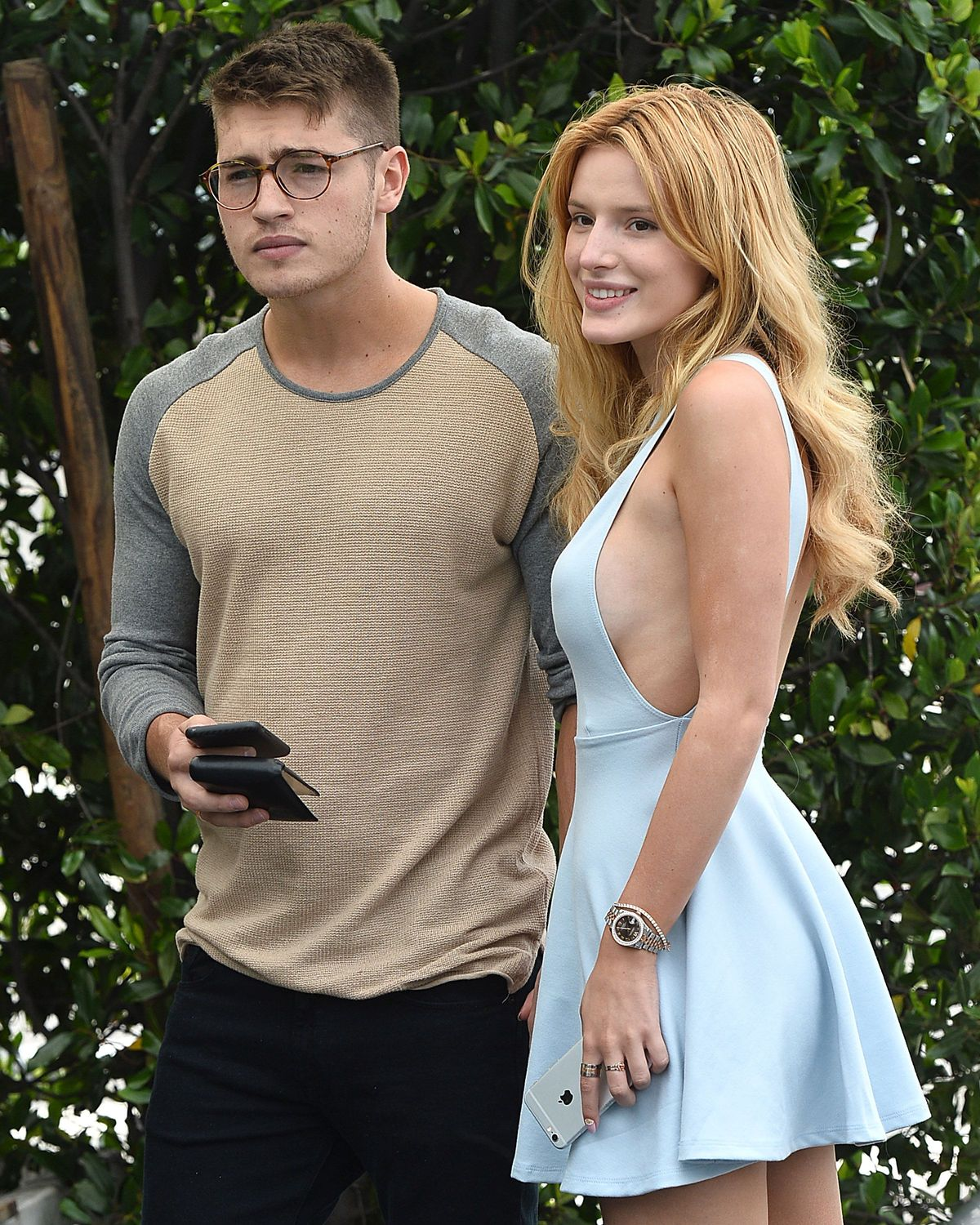 Bella Thorne Braless 11 TheFappening.nu