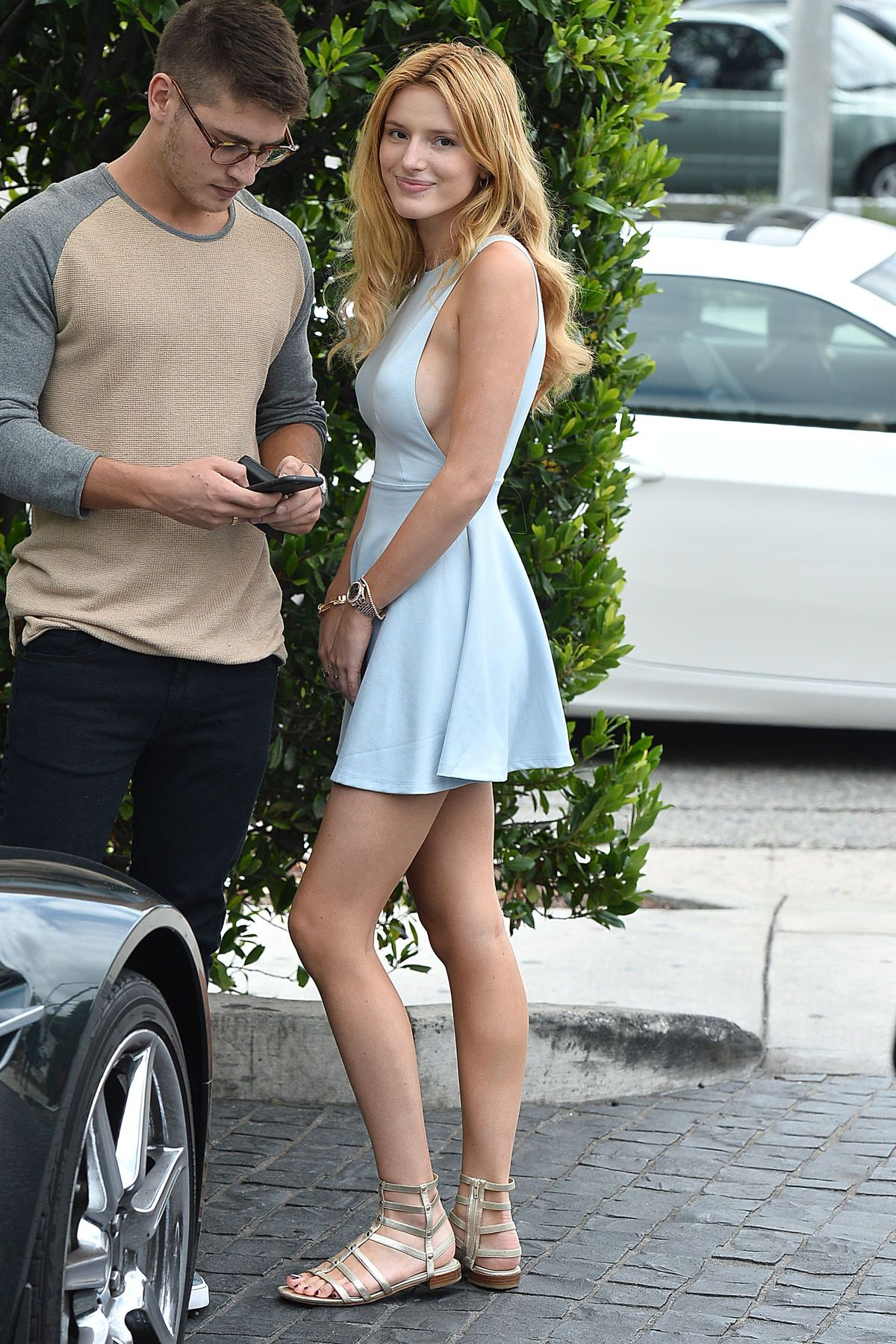 Bella Thorne Braless 19 TheFappening.nu