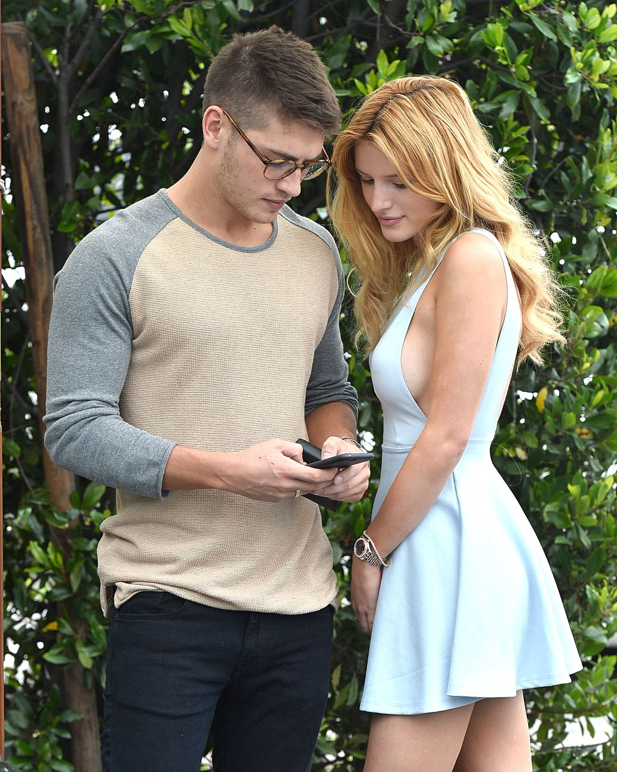 Bella Thorne Braless 25 TheFappening.nu