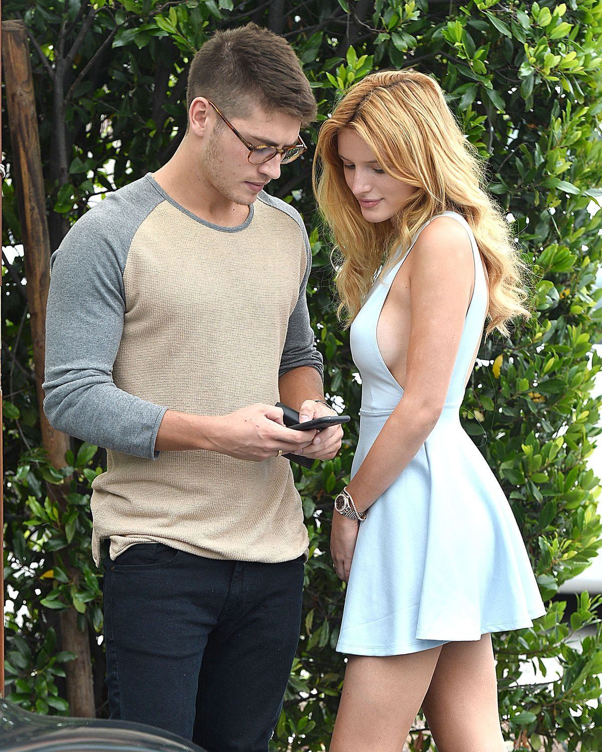 Bella Thorne Braless 27 TheFappening.nu