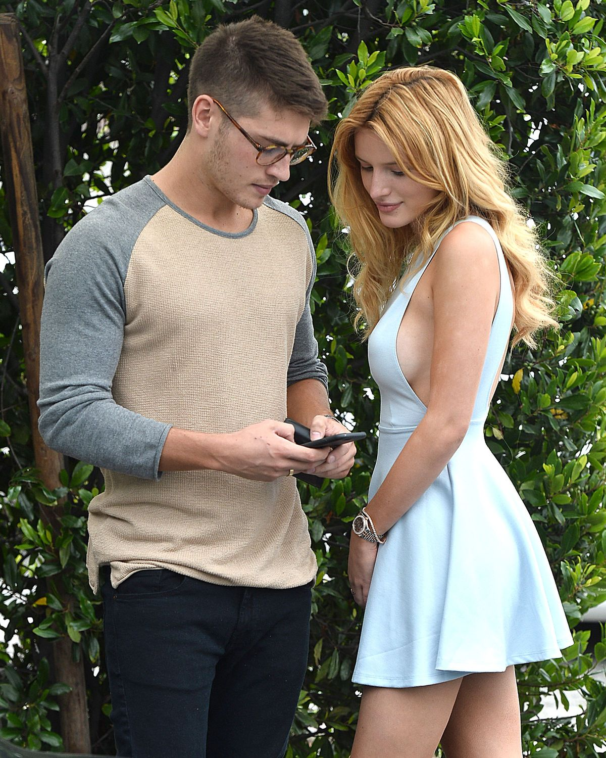 Bella Thorne Braless 29 TheFappening.nu