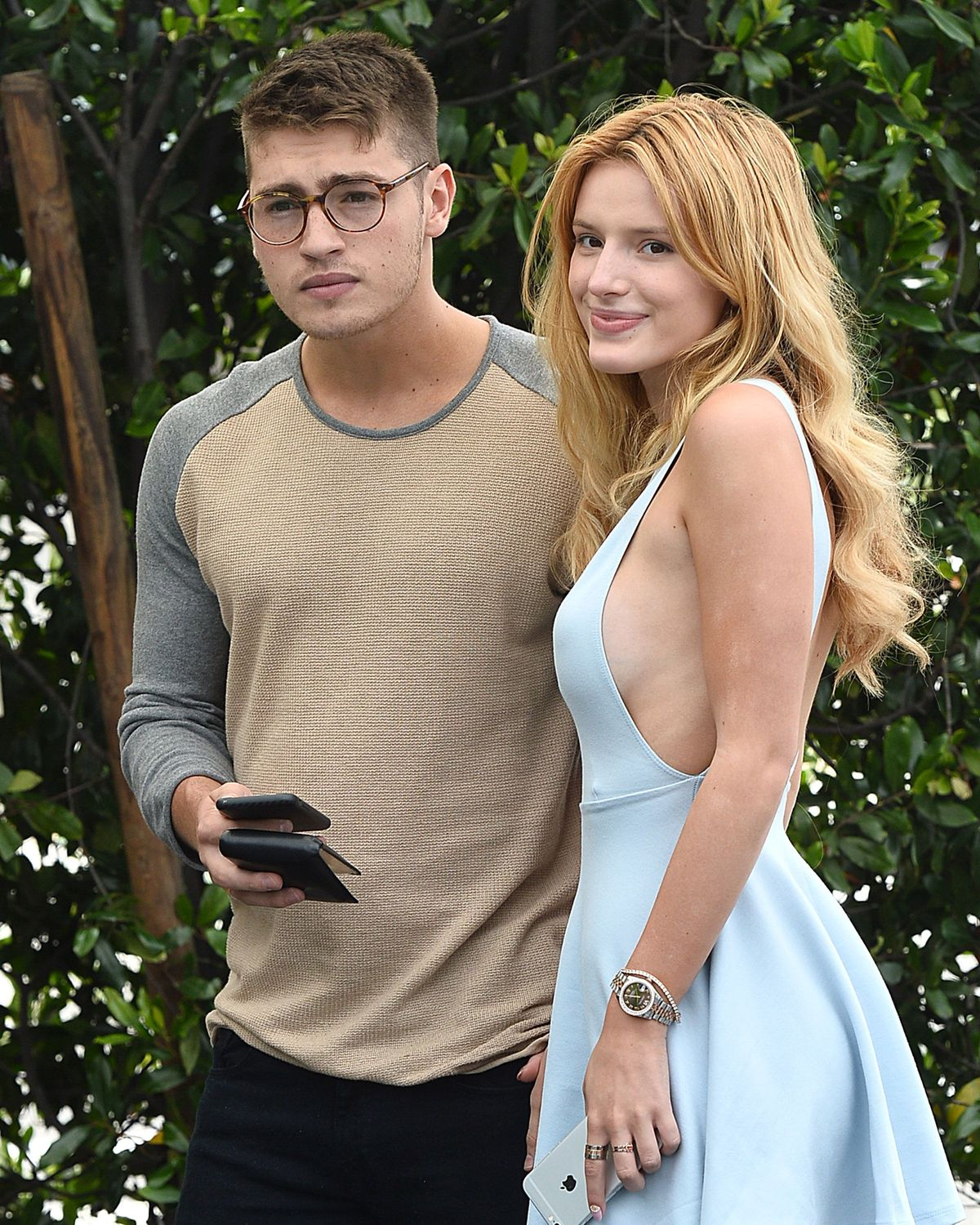 Bella Thorne Braless 5 TheFappening.nu