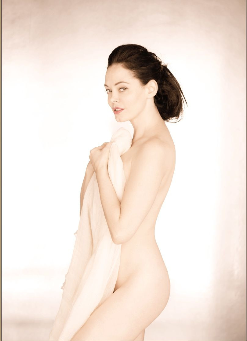 Rose McGowan Nude Leaked thefappening.nu 134