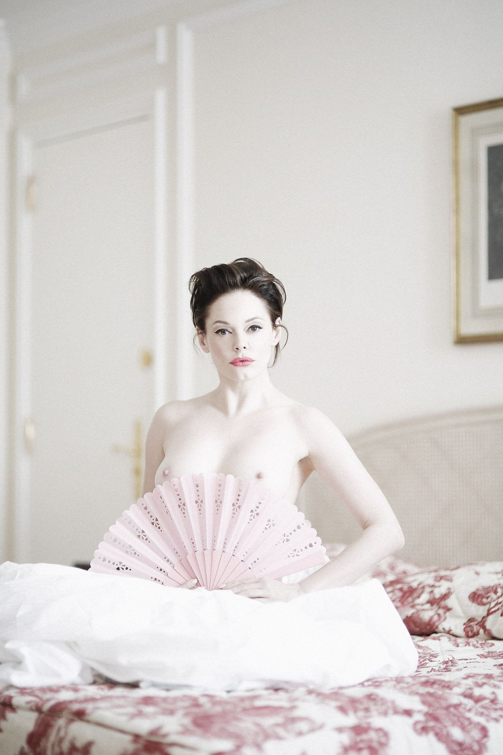 Rose McGowan Nude Leaked thefappening.nu 13