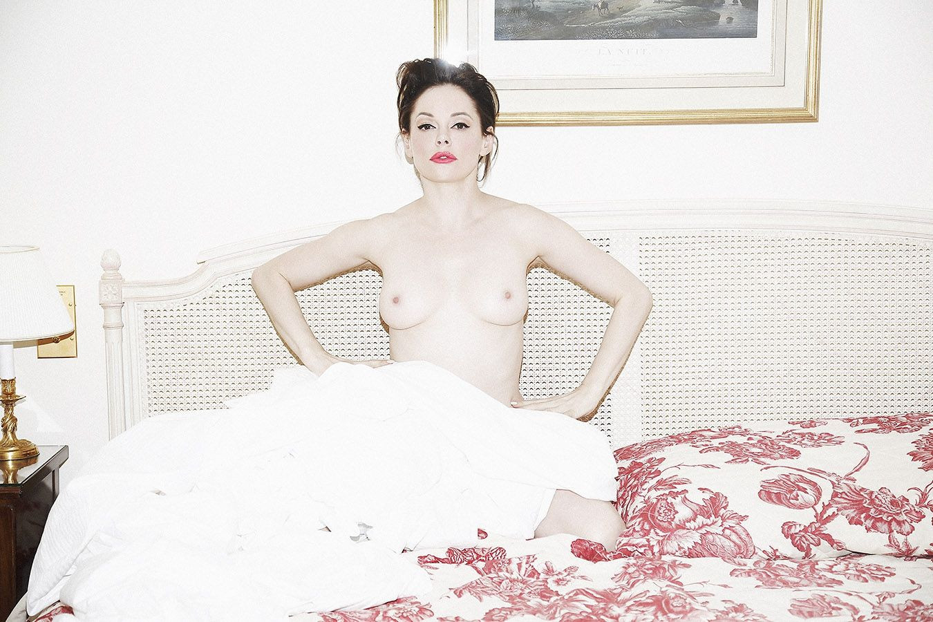 Rose McGowan Nude Leaked thefappening.nu 49