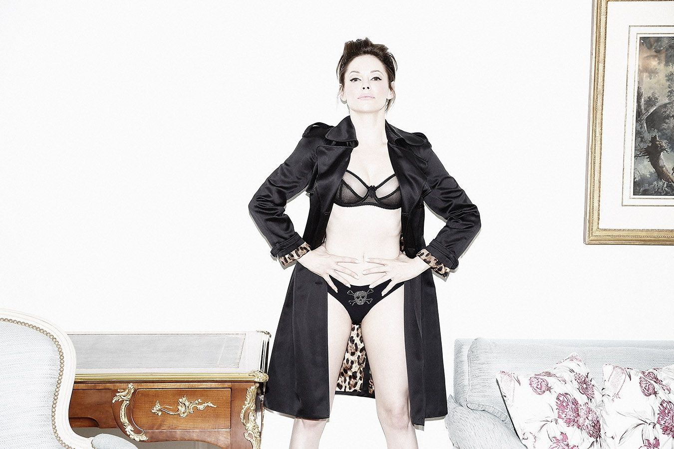 Rose McGowan Nude Leaked thefappening.nu 75