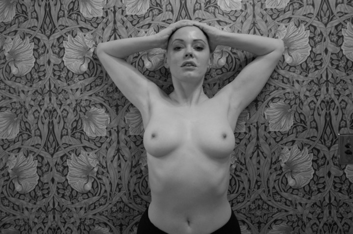 Rose McGowan Nude Leaked thefappening.nu 7