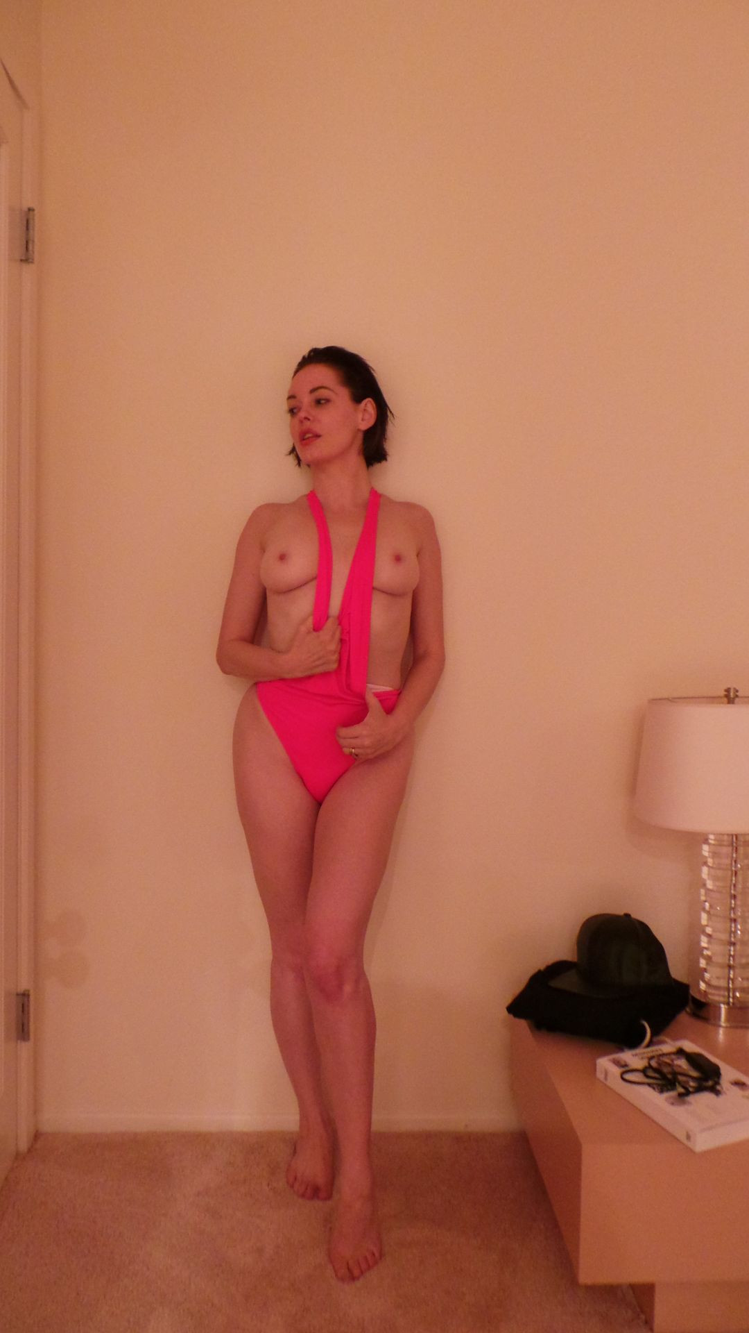 Rose McGowan Nude Leaked thefappening.nu 93