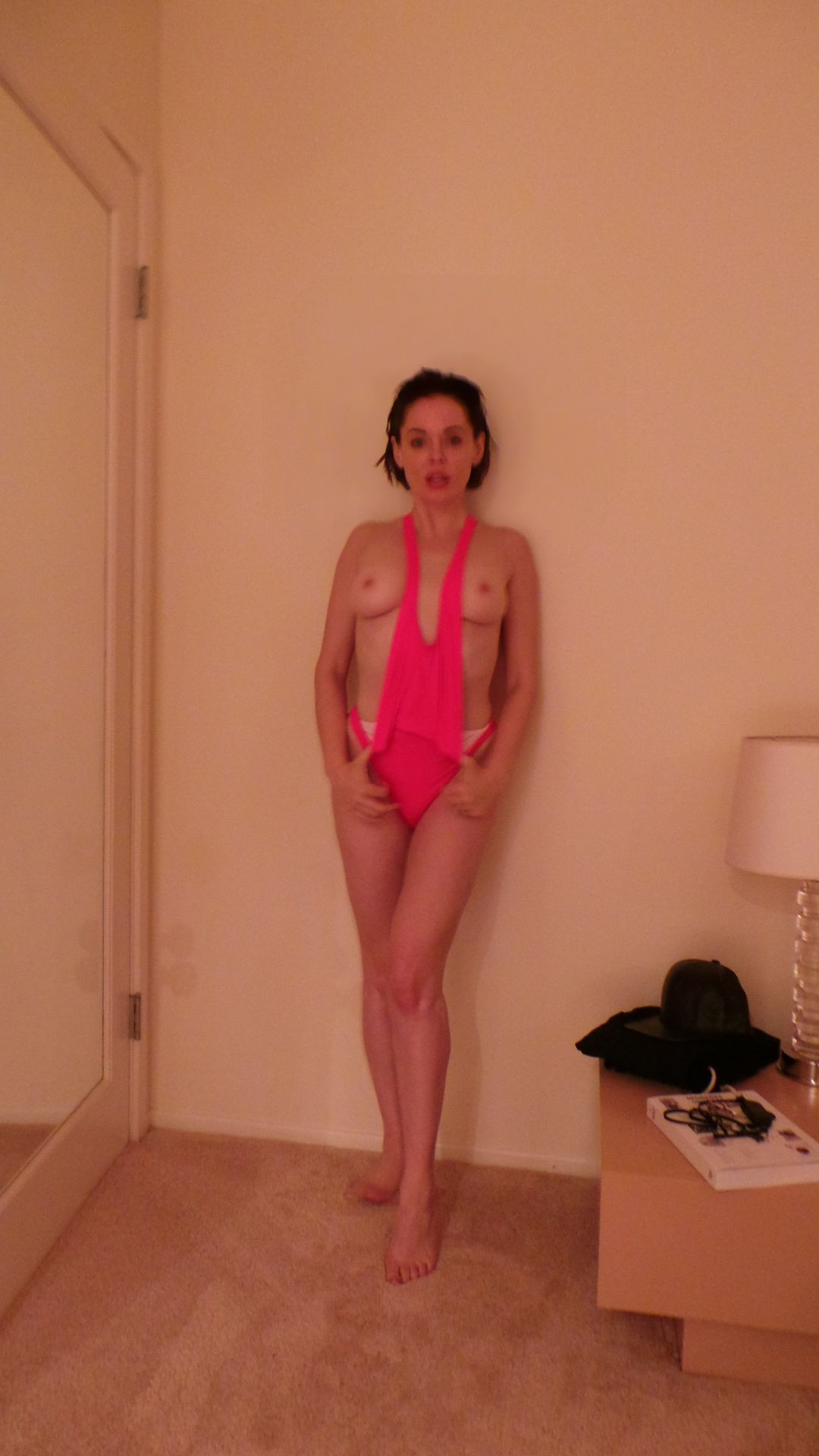 Rose McGowan Nude Leaked thefappening.nu 95