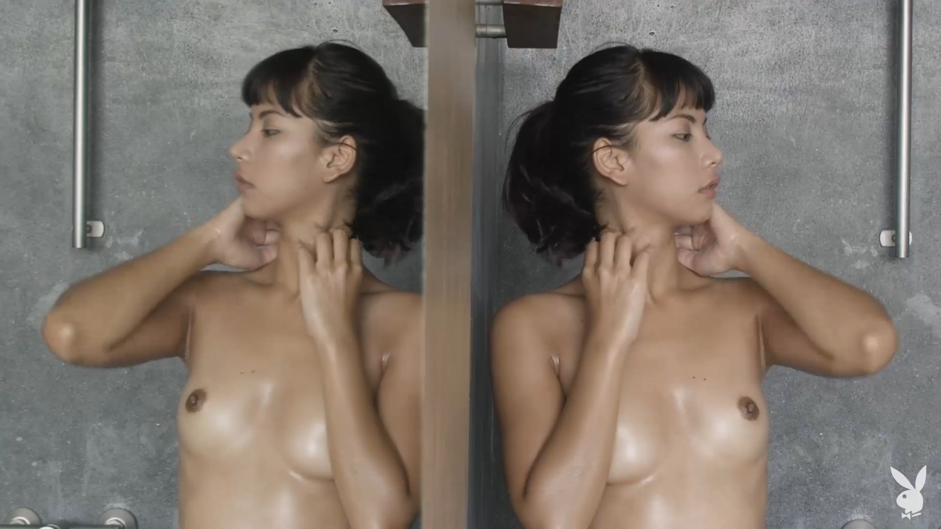 Cara Pin Nude Soft Shower scr thefappening.nu 3