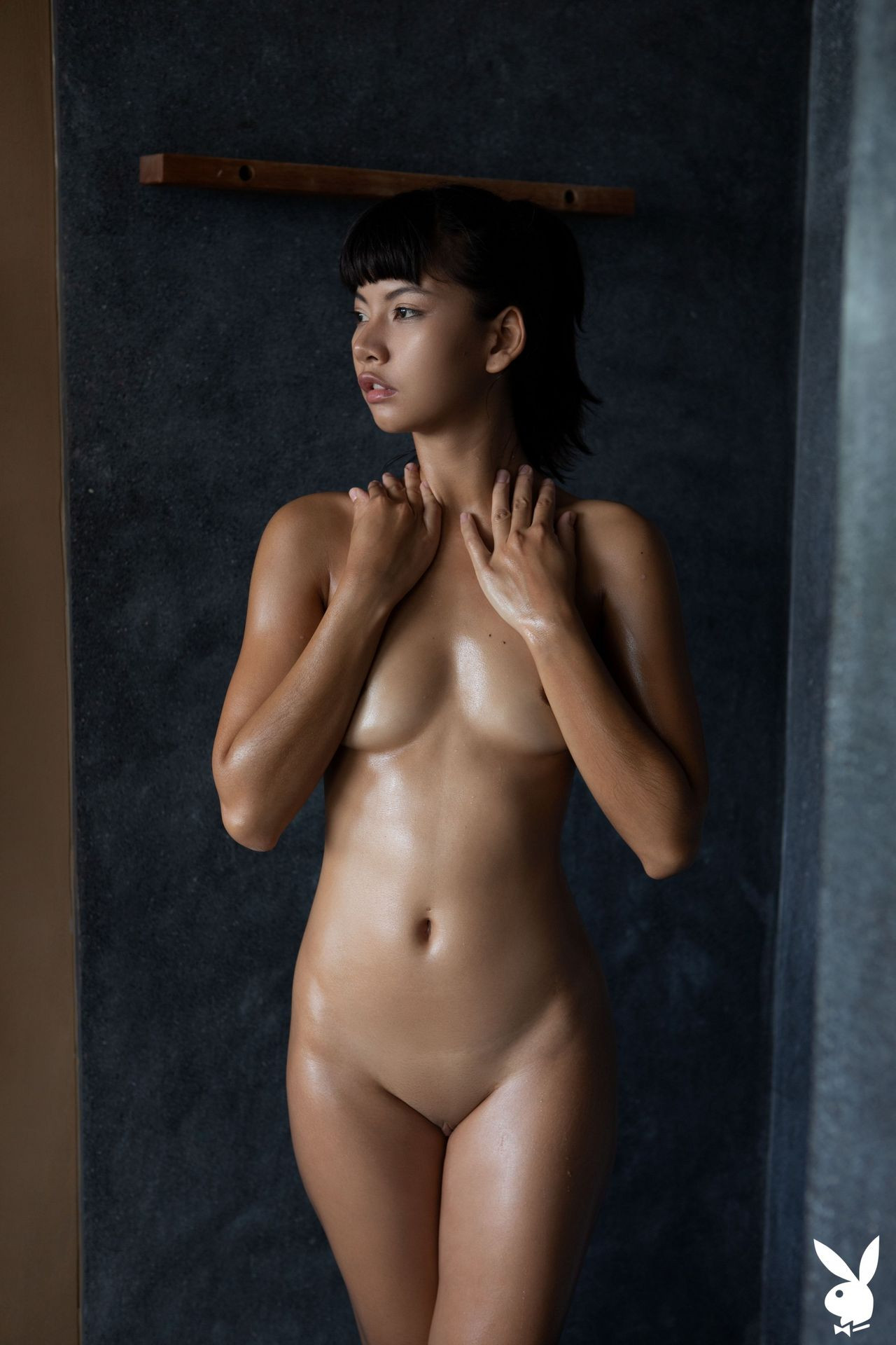 Cara Pin Nude Soft Shower thefappening.nu 1