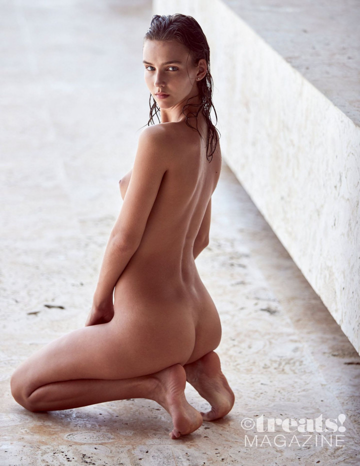Model Rachel Cook Nude Brought By The Fappening 1