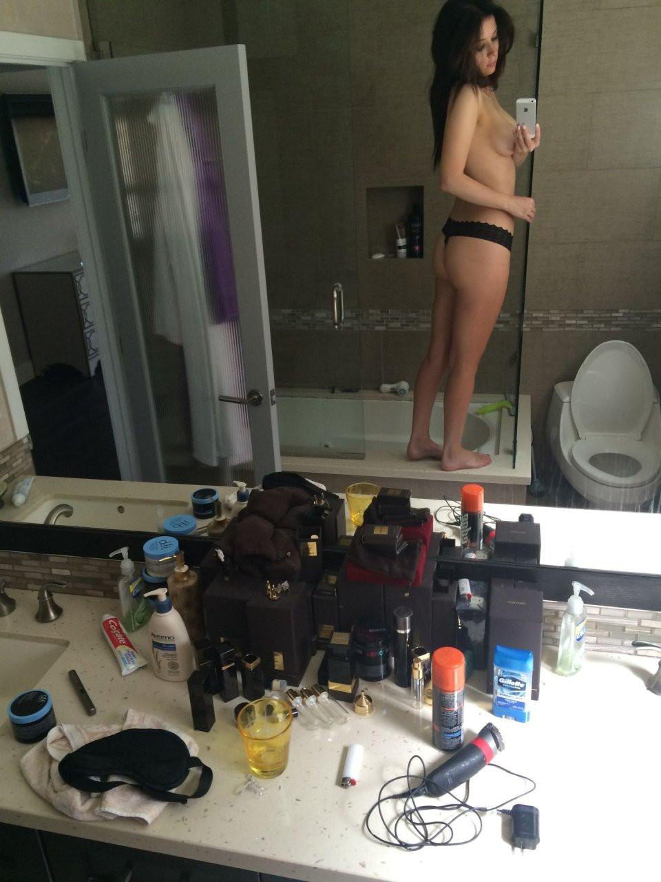Ashley Mulheron Nude Sexy Leaked fappenings.com 185