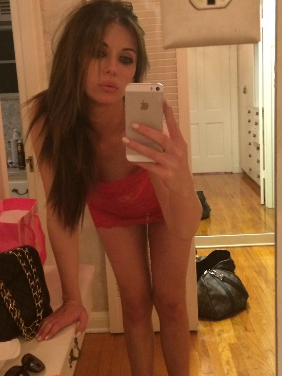 Ashley Mulheron Nude Sexy Leaked fappenings.com 9