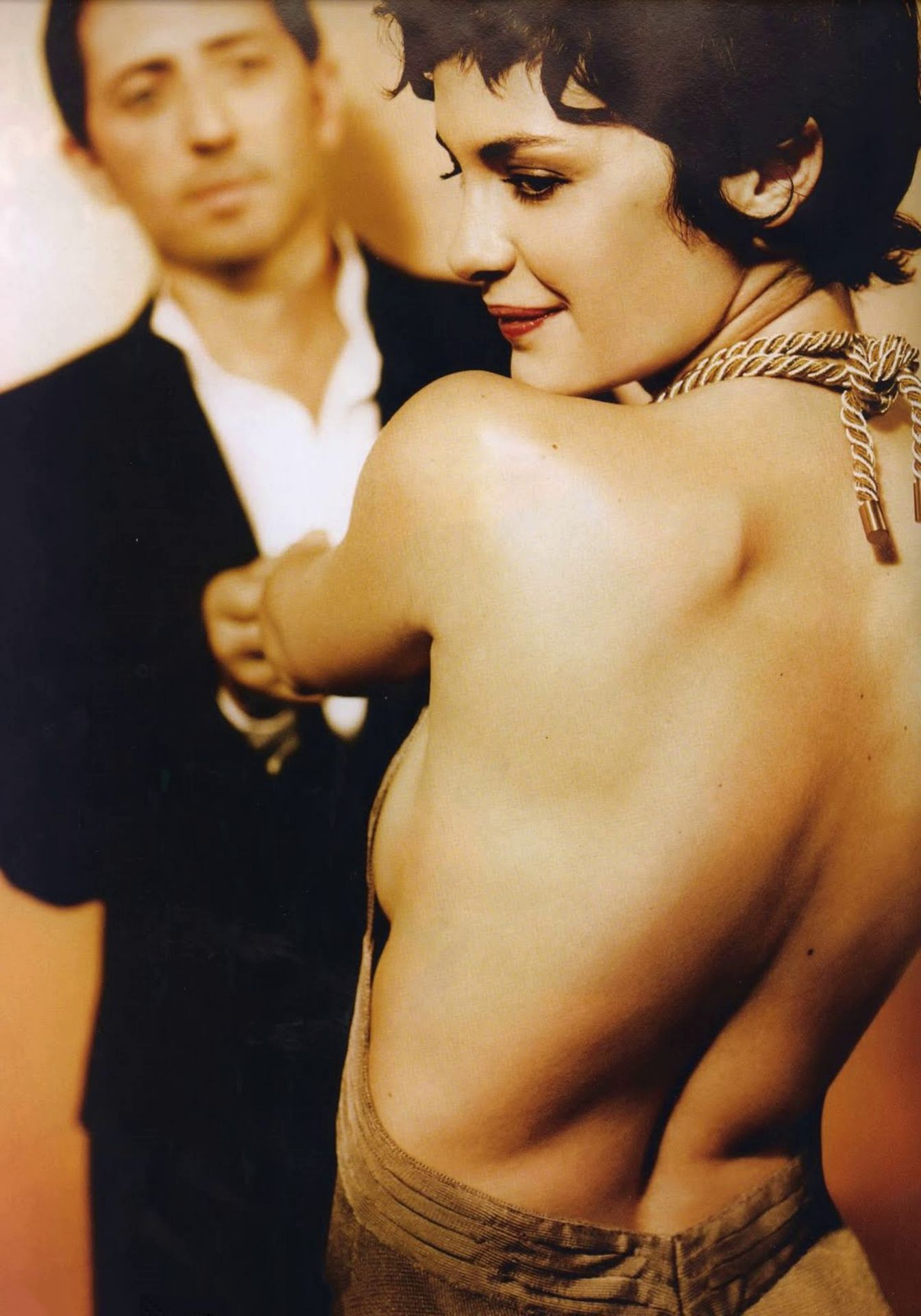 Audrey Tautou Nude Sexy Sideboob fappenings.com 8