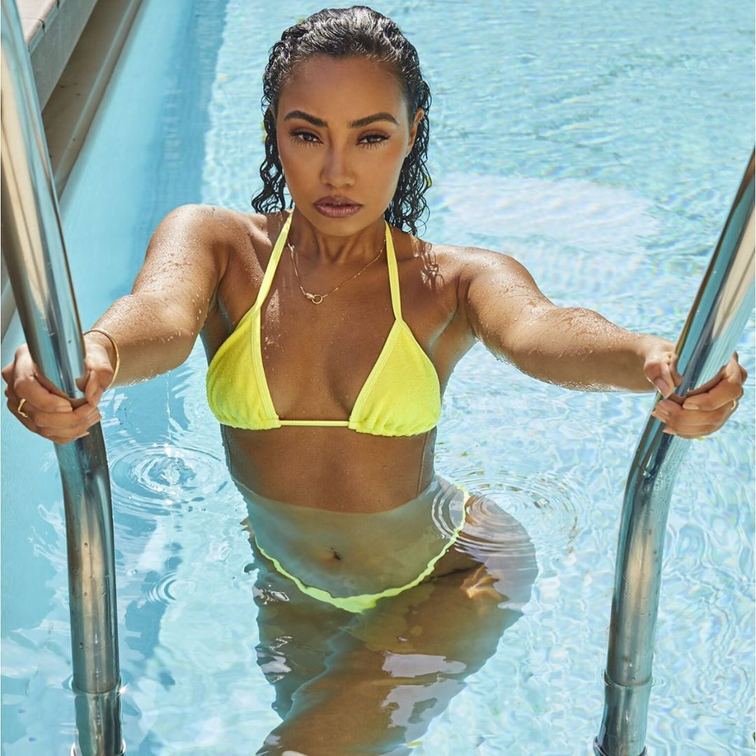 Leigh Anne Pinnock Sexy Topless fappenings.com 5