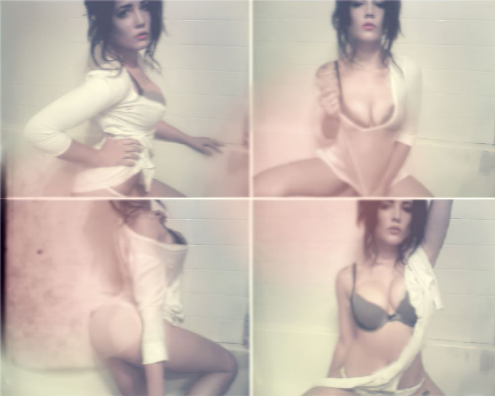 Halsey Nude Sexy fappenings.com 6