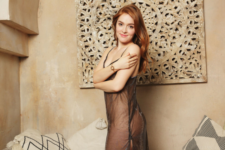 18 Jia Lissa Nude Sheer Perfection fappenings.com