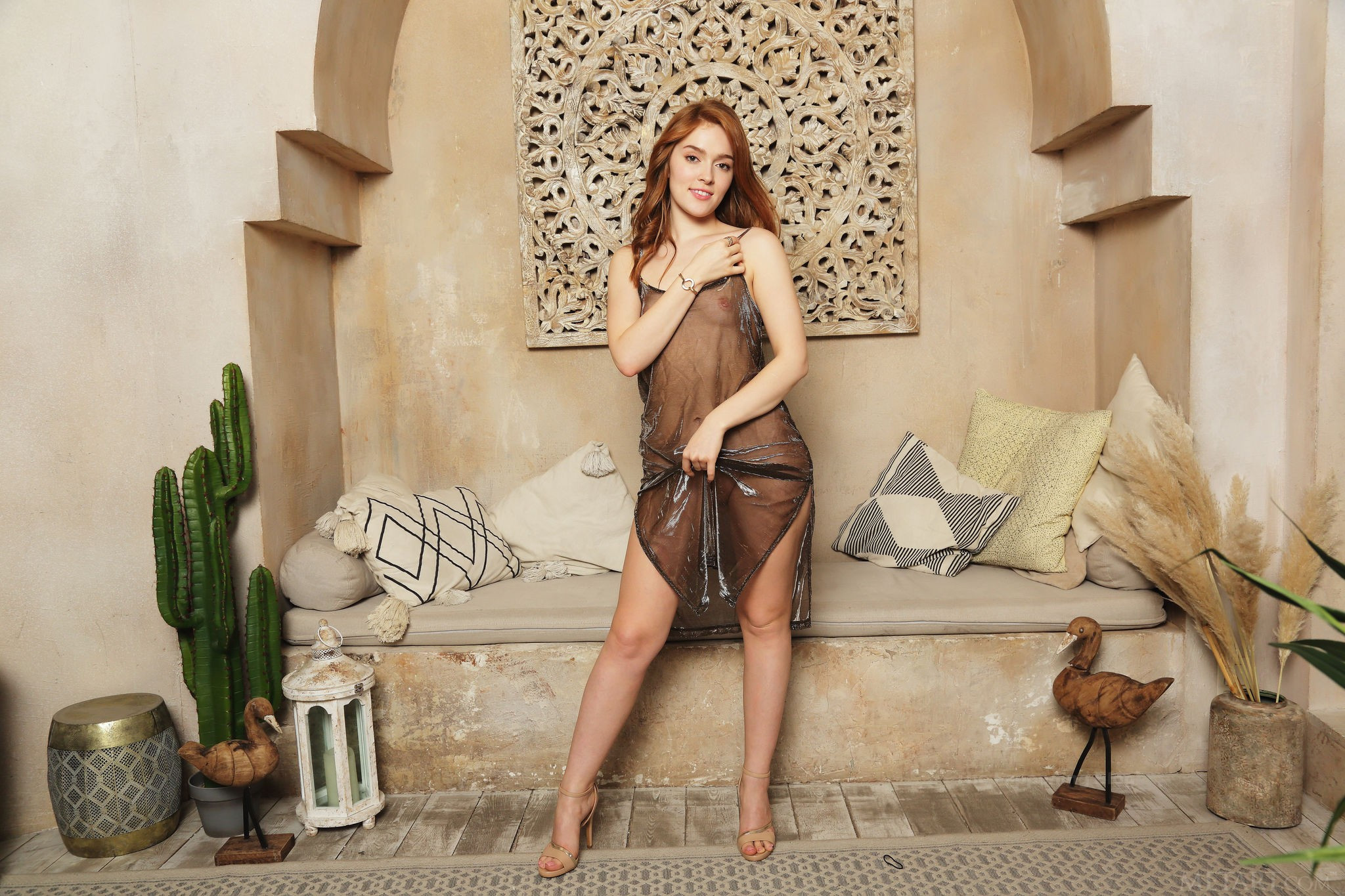 19 Jia Lissa Nude Sheer Perfection fappenings.com