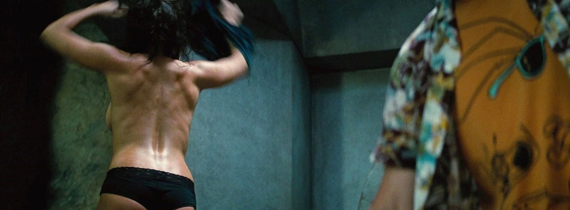 Rebecca Ferguson in Mission Impossible Rogue Nation 2015 fappenings.com 10